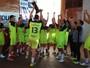 Invicta, equipe de MS vence Copa Centro-Oeste juvenil de handebol