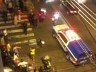 Casal sofre acidente após tentar assaltar duas pessoas no ES