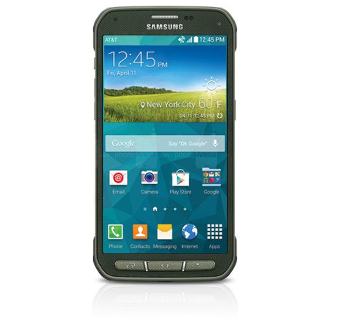 S5 Active chegou aos EUA (Foto: Divulgação/Samsung)