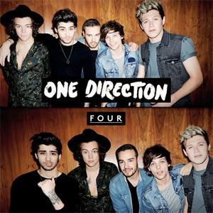 Capa de 'Four', do One Direction (Foto: Divulgação)