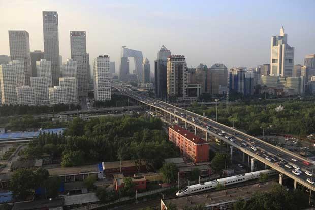 China acabará superando os Estados Unidos como principal potência global, segundo pesquisa (Foto: Jason Lee/ Reuters)