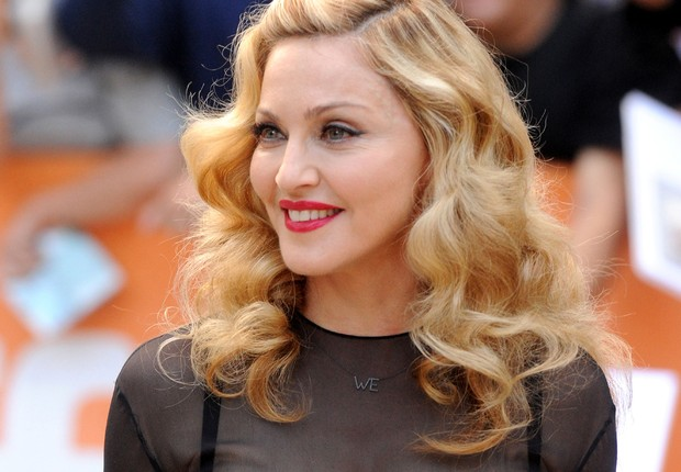 A cantora norte-americana Madonna (Foto: Stephen Lovekin/Getty Images)