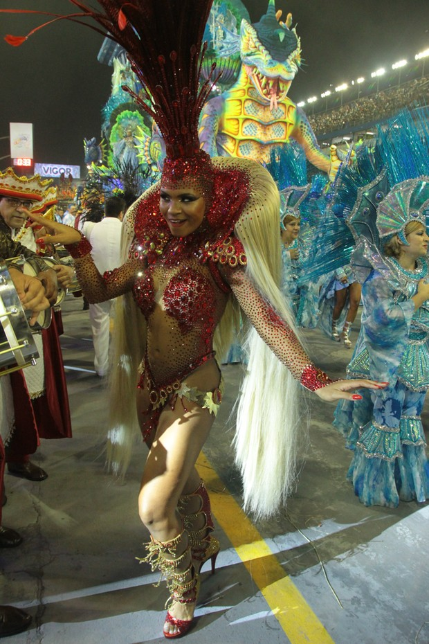 Valeska Reis (Foto: Amauri Nehn / Brazil News)