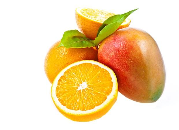 Manga e laranja (Foto: Thinkstock)