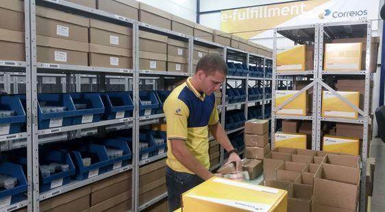 Correios Log+ reduz em até 47% dos custos de armazenagem, preparação e distribuição (Foto: Divulgação)