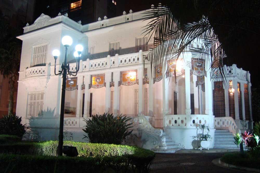 Pinacoteca Benedicto Calixto (Foto: divulgação)