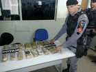 Polcia apreende 9 quilos de maconha (Comando Regional I / Polcia Militar)