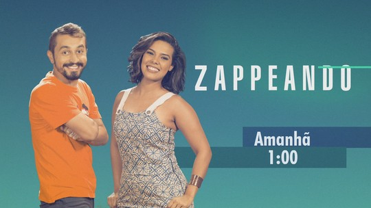'Zappeando' deste sábado (27) tem desafio de bike e mais história no 'Baú do Zapp'