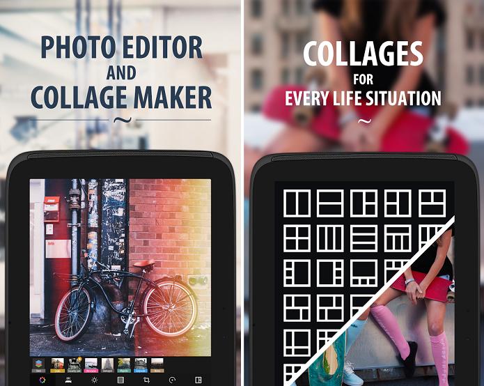 Camly é um editor de fotos para Android (Foto: Divulgação)