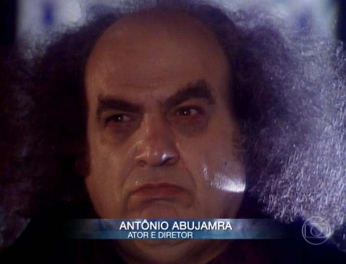 Antônio Abujamra (Foto: TV Globo)