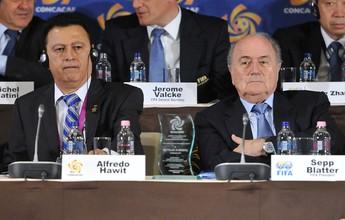 Fifa pede que ex-presidente da Concacaf seja banido do futebol