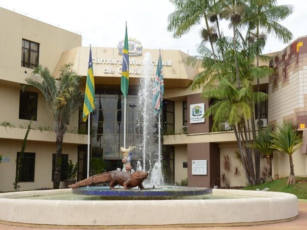 Câmara Municipal cria comissão para investigar irregularidades na SMT Goiânia Goiás (Foto: Reprodução/Câmara Municipal)