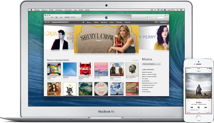 Como comprar música no iTunes e baixar conteúdo de graça (Foto: Divulgação/Apple)
