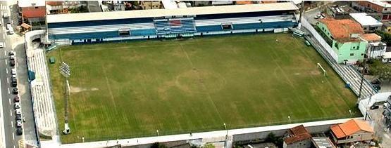 Estádio Correão, Cabofriense (Foto: Divulgação)