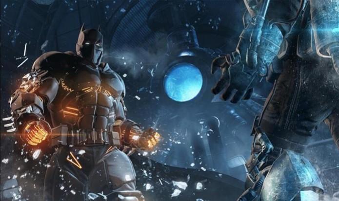 Batman Arkham Origins: herói ganha nova armadura junto com DLC (Foto: Divulgação)