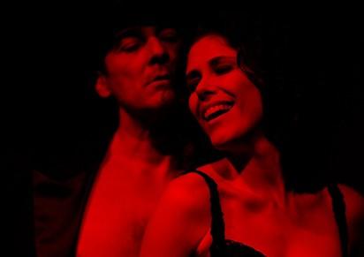 Peça tem cenas de nudez e sexo (Foto: Divulgação)