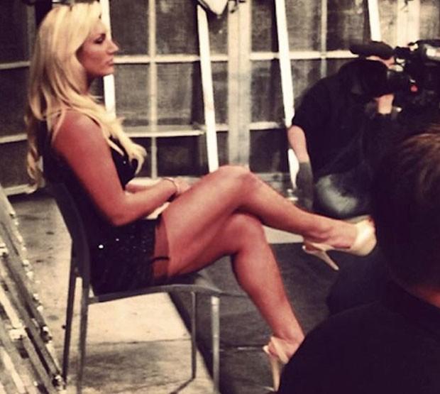 Hulk Hogan postou foto da filha e foi alvo de críticas (Foto: Reprodução)