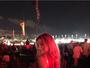 Priscilla Alcantara ironiza polêmica gerada por ida ao Lollapalooza