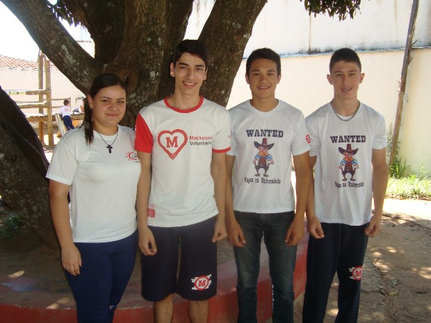 Grupo admite que existe 'concorrência saudável' (Foto: Jéssica Pimentel / G1)