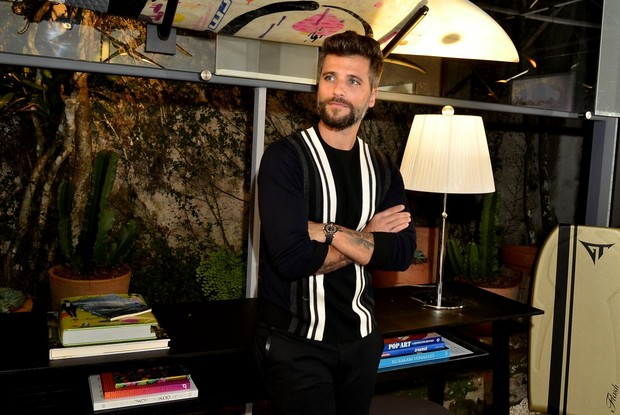 Bruno Gagliasso (Foto: Roberto Teixeira / EGO)