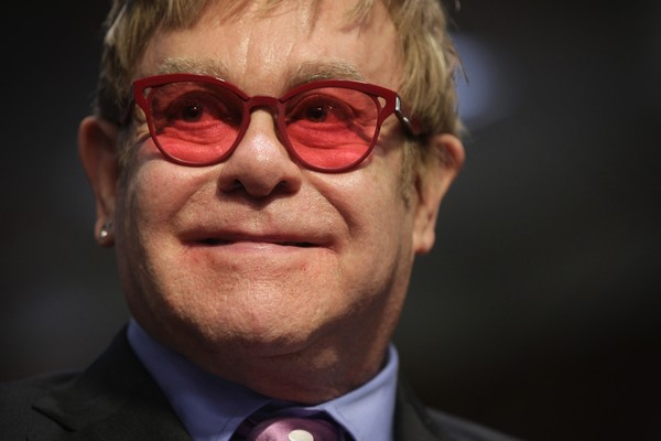 Elton John (Foto: Getty Images)