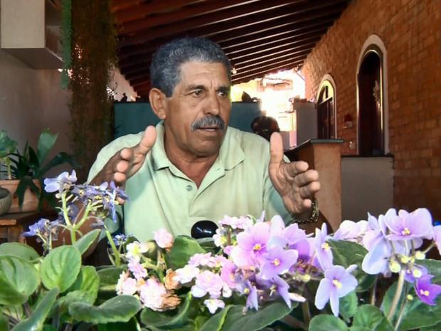Agricultor de Camanducaia luta na Justiça para provar que está vivo (Foto: Reprodução EPTV)