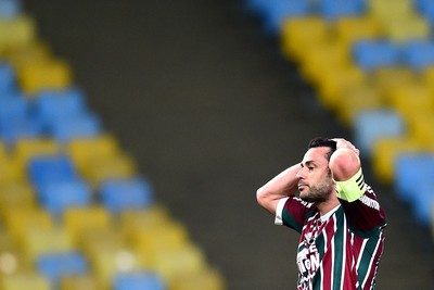 Fred, Fluminense X Palmeiras (Foto: Buda Mendes / Getty Images)