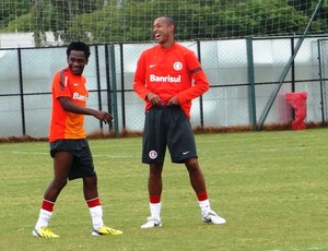 Willians Alan Inter (Foto: Tomás Hammes / GLOBOESPORTE.COM)