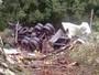 Caminhoneiro morre após veículo cair em barranco no Oeste de SC