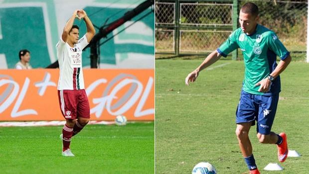No domingo (28), o Brasileirão entra em campo com Goiás e Fluminense. (Foto: Marcos Ribolli/Rosiron Rodrigues / Goiás E.C.)