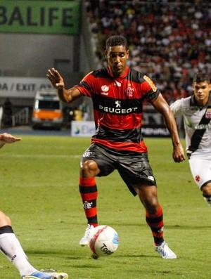 Cleber Santana Flamengo x Vasco (Foto: Rudy Trindade / VIPCOMM)