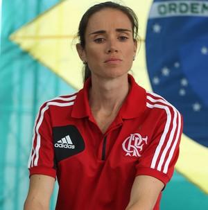 GRAVAÇÃO  2 ANOS PARA OLIMPIADAS remo fabiana Beltrame (Foto: André Durão )