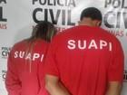 Casal é preso em Uberlândia suspeito de vender objetos roubados no OLX