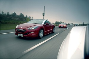Peugeot RCZ (Foto: Fabio Aro)