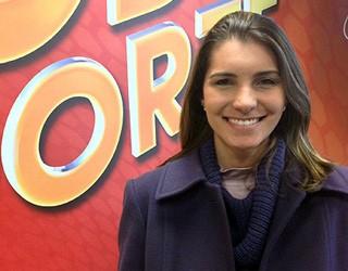 Janaína Castilho (Foto: Divulgação/ RPC TV)