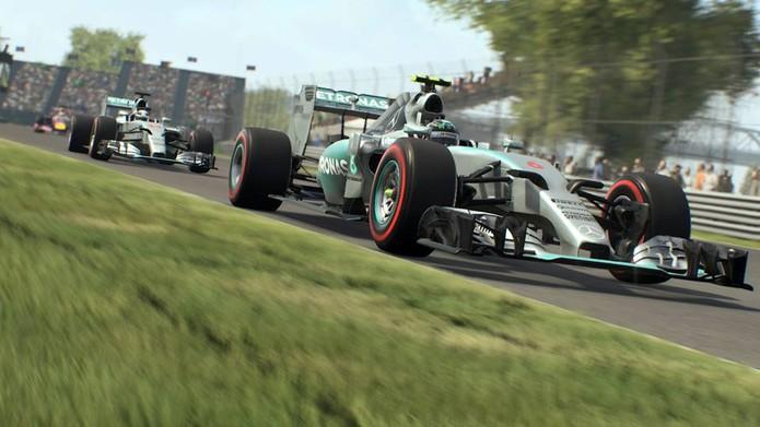 F1 2015 tem gráficos incríveis (Foto: Divulgação/Codemasters)