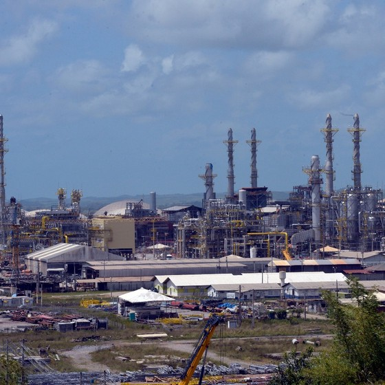 Indústria química usa menos água em seu processo produtivo (Foto: José Paulo Lacerda - CNI)