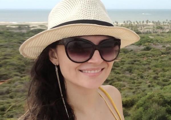 Assessora parlamentar Ana Maria Victor Duarte é assassinada em frente a lanchonete em Goiânia, Goiás (Foto: Reprodução/ TV Anhanguera)
