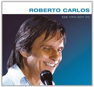 Capa de 'Ese tipo soy yo', de Roberto Carlos (Foto: Divulgação)