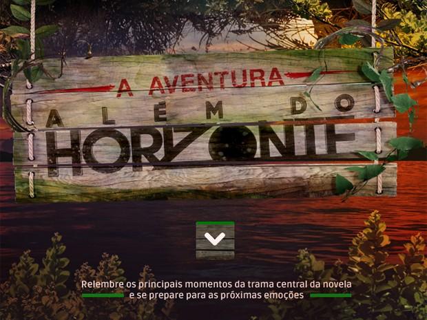 Entenda a trama (Foto: Além do Horizonte/TV Globo)