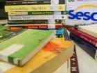 Dia do Livro tem programações especiais nas bibliotecas do Sesc