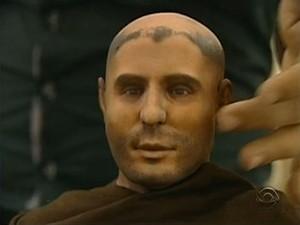 Técnicas usadas para a reconstrução da face serão usadas para criar próteses (Foto: Reprodução RBS TV)