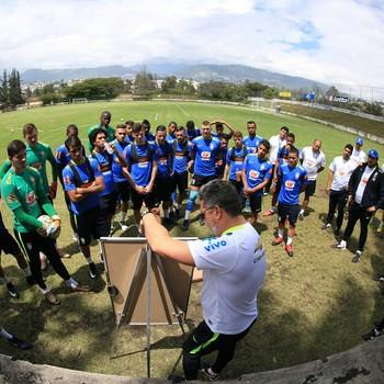 Rogério Micale Brasil seleção sub-20  (Foto: Lucas Figueiredo/CBF)