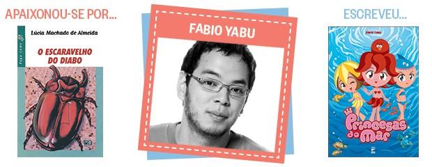 Fabio Yabu (Foto: Reprodução e Divulgação)