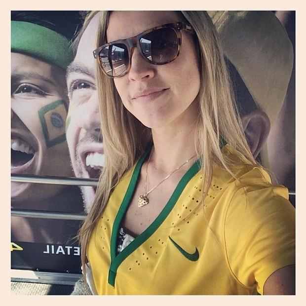Copa do Mundo - Luana Piovani (Foto: Reprodução Instagram)