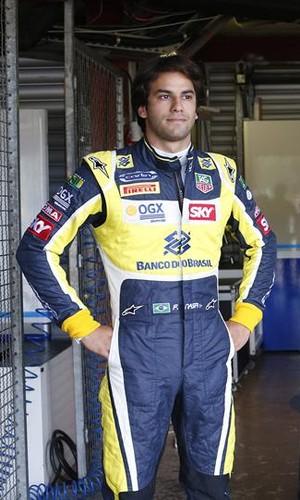 Felipe Nasr GP2 Bélgica (Foto: Divulgação GP2)