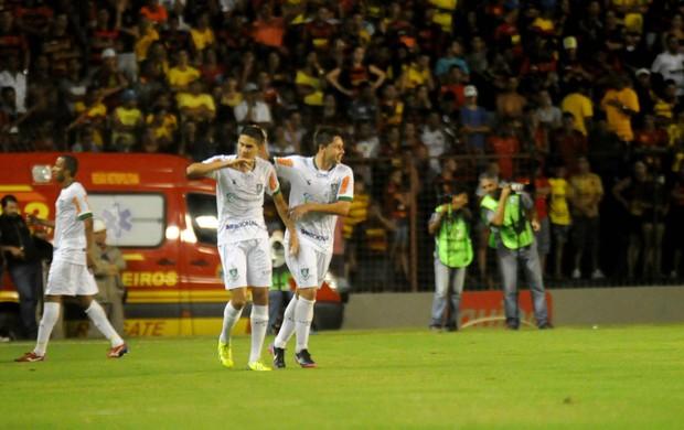 Sport x América-MG; Elsinho (Foto: Aldo Carneiro/Pernambuco Press)