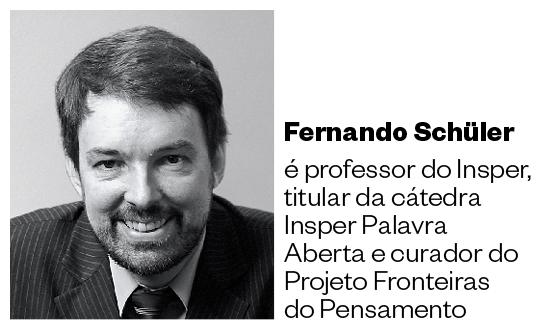 Fernando Schüler (Foto: Época)