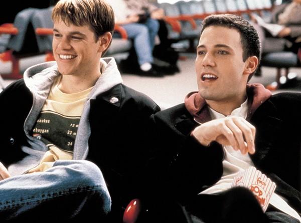 Ben Affleck e Matt Damon (Foto: Divulgação)