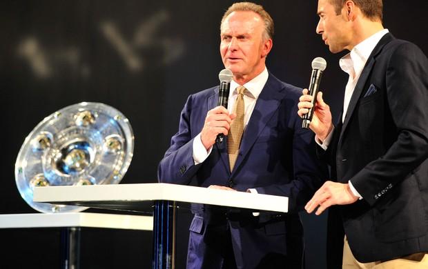Karl-Heinz Rummenigge presidente Bayern (Foto: Getty Images)